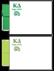 Kappa Delta Letter Postcards