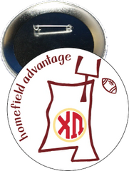 Chi Omega Mississippi State Homefield Advantage Gameday Button