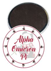 Alpha Omicron Pi Sorority Magnet