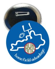 Alpha Chi Omega Kentucky Homefield Advantage Gameday Button