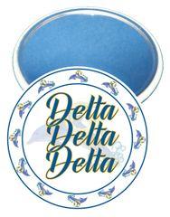 Delta Delta Delta Sorority Mirror