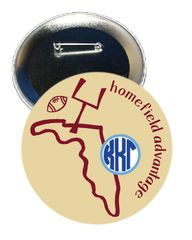 Kappa Kappa Gamma FSU Homefield Advantage Gameday Button