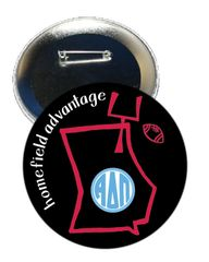 Alpha Delta Pi Georgia Homefield Advantage Gameday Button