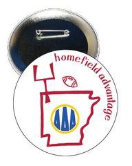 Delta Delta Delta Arkansas Homefield Advantage Gameday Button