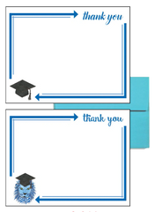 Alpha Delta Pi Graduation Postcards