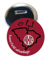 Alpha Chi Omega South Carolina Homefield Advantage Gameday Button