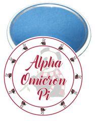 Alpha Omicron Pi Sorority Mirror