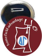 Delta Gamma Mississippi State Homefield Advantage Gameday Button