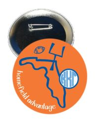 Kappa Kappa Gamma Florida Homefield Advantage Gameday Button