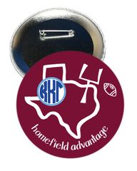 Kappa Kappa Gamma Texas A&M Homefield Advantage Gameday Button