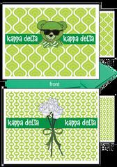 Kappa Delta Logo Notecards