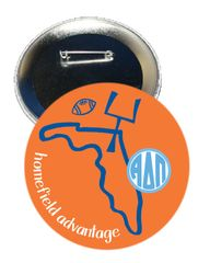 Alpha Delta Pi Florida Homefield Advantage Gameday Button