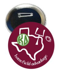 Kappa Delta Texas A&M Homefield Advantage Gameday Button