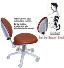 2250 Doctor Lumbar support stool (Galaxy)