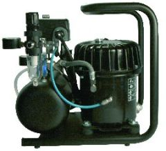 DCI P050 Portable Lubricated Dental Air Compressor (DCI)