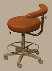 A2000 Economy Dental Assistant Stool (Westar)
