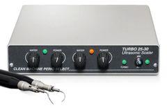 Dual-Handpiece Turbo 25KHz & 30KHz Scaler