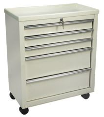 Classic 5 Drawer Medical Cart