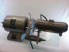 U712 Gold Chrome Finishing Machine Laboratory Polishing Lathe 1/3 hp (Wells)
