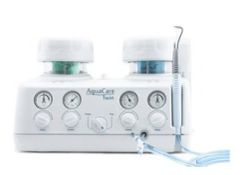 AquaCare Twin Air Abrasion & Polishing System (Velopex)