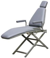 Basic Patient Chair with Scissor Base (DNTLworks)