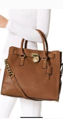 Michael Kors North South Hamilton bag