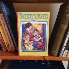'Storyland' Lovely Vintage Illustration Greeting Card