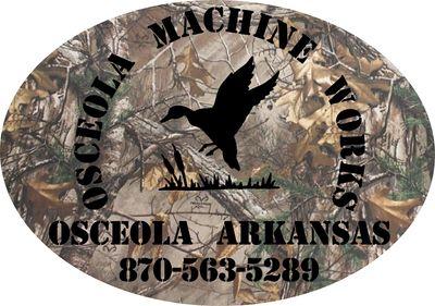 Osceola Machine Works and Manufacturing, Inc.