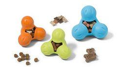 Dog Toys: Tough Tux Treat Zogoflex® Dog Toy by West Paw Design