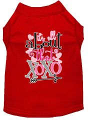 Dog Shirts: Dog Shirt Screen Print in Various Colors & Sizes by MiragePetProducts - IT'S ALL ABOUT THAT XOXO