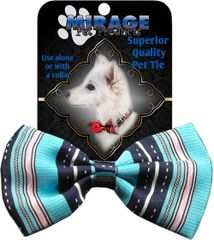 DOG BOW TIE: Decorative & Classy Silky Polyester Bow Tie for Dogs - DOG'S NIGHT OUT