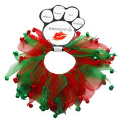 Smoochers Dog Collars: Smoocher Dog Collar Mirage Pet Products - CHRISTMAS BELL