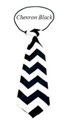 Big Dog Long Neck Ties in Various CHEVRON Colors & Patterns by Mirage