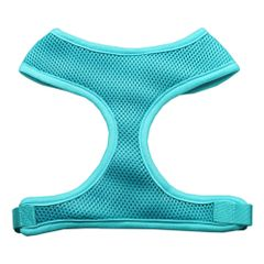 Dog Harnesses: PLAIN Soft Mesh Dog Harness in Several Sizes & Colors