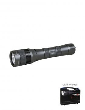 Aluminum 1000 Lumen dive torch LED