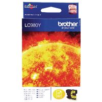 Brother Original LC980 Yellow