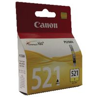 Canon Original CLI-521 Yellow