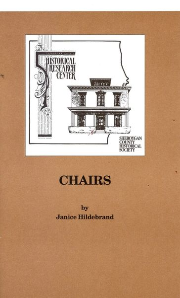 Chairs, A History in Sheboygan County