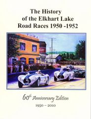 History of the Elkhart Lake Road Races, 1950-1952