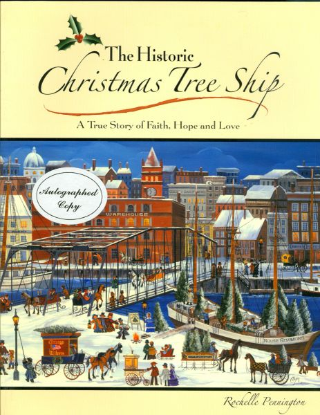 The Historic Christmas Tree Ship