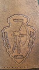 Michigan Longbow Association Logo