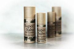 Super Salve Large eco-friendly push tube