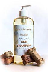 All Natural Dog Shampoo, 8 oz. Organic Ingredients. Vegan. Cruelty Free.