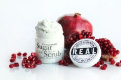 Pomegranate Sugar Scrub 5.5 oz