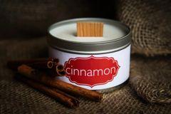 Cinnamon Soy Candle Tin