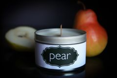 Spiced Anjou Pear Soy Candle