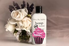 Butter Cream Organic Hemp Body Lotion, 4.75 oz