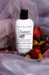 Organic Fruit Smoothie Shea Butter Vegan Lotion, 4.75 oz