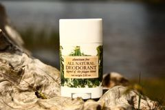 Legend of the Plague Blend Aluminum Free Deodorant