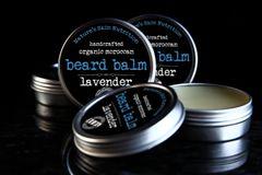 Lavender Moroccan Beard Balm, 2 oz